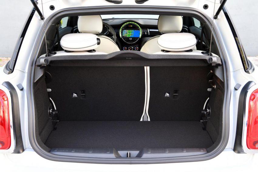 2020 MINI Cooper SE – more technical details revealed Image #1076081