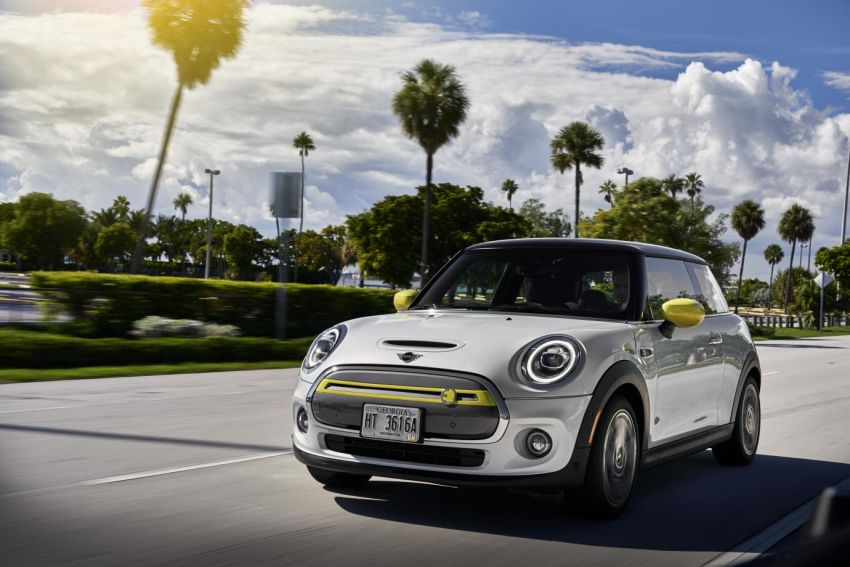 2020 MINI Cooper SE – more technical details revealed Image #1076054