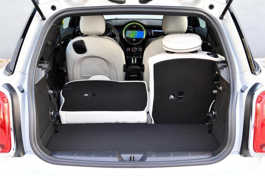 2020 MINI Cooper SE – more technical details revealed Image #1076083
