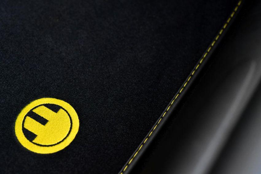 2020 MINI Cooper SE – more technical details revealed Image #1076092