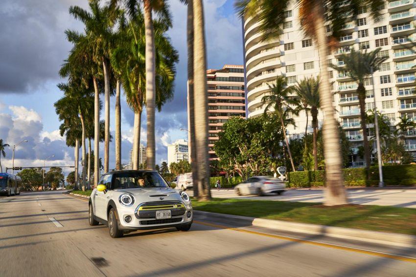 2020 MINI Cooper SE – more technical details revealed Image #1076057