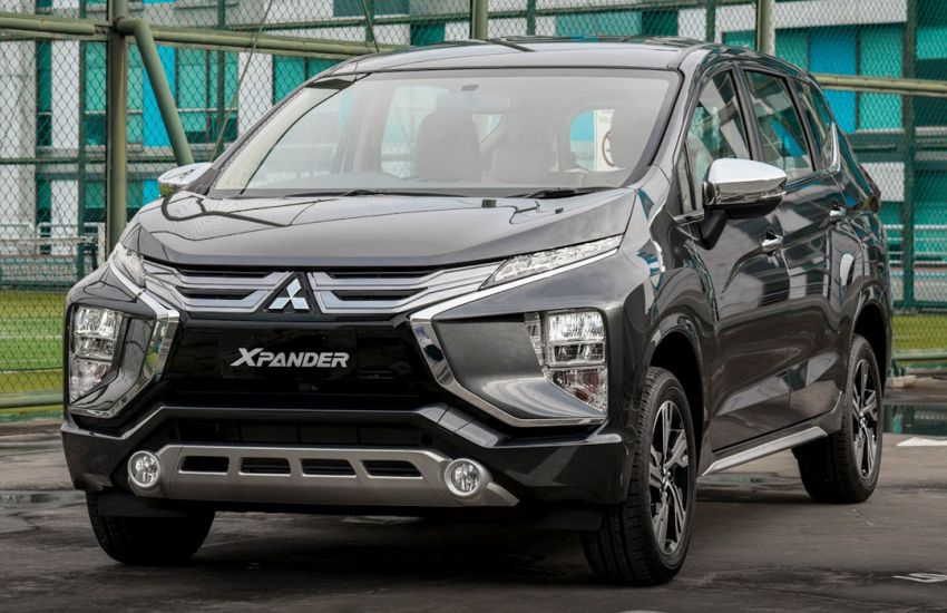 2020 Mitsubishi Xpander facelift gets aesthetic and equipment updates in Indonesia – from RM65,504 Image #1087943