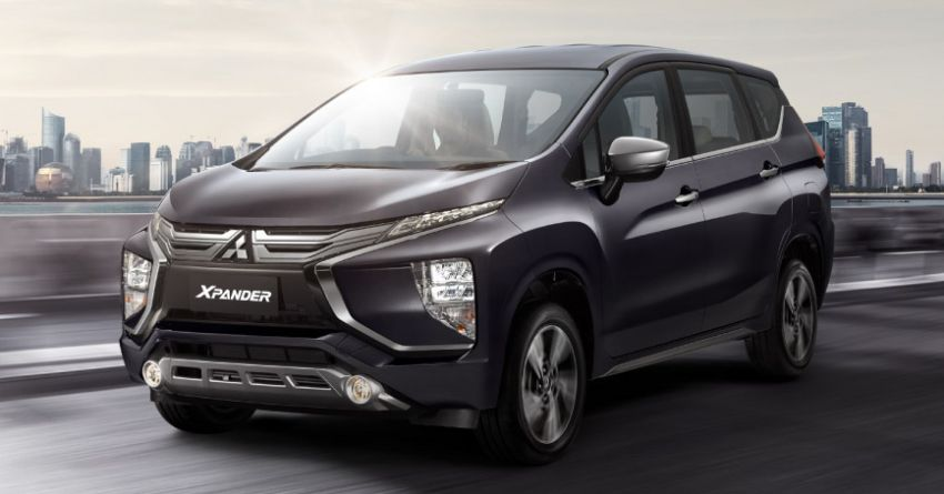 2020 Mitsubishi Xpander facelift gets aesthetic and equipment updates in Indonesia – from RM65,504 Image #1092685