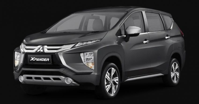 2020 Mitsubishi Xpander facelift gets aesthetic and equipment updates in Indonesia – from RM65,504 Image #1092698