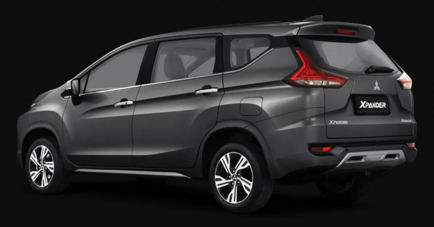 2020 Mitsubishi Xpander facelift gets aesthetic and equipment updates in Indonesia – from RM65,504 Image #1092700