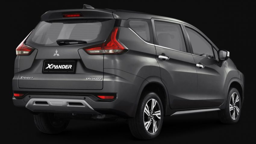 2020 Mitsubishi Xpander facelift gets aesthetic and equipment updates in Indonesia – from RM65,504 Image #1092702