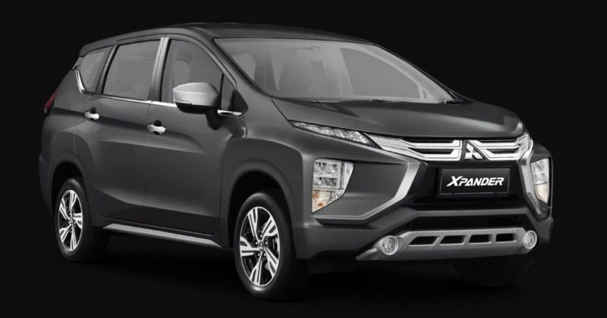 2020 Mitsubishi Xpander facelift gets aesthetic and equipment updates in Indonesia – from RM65,504 Image #1092704