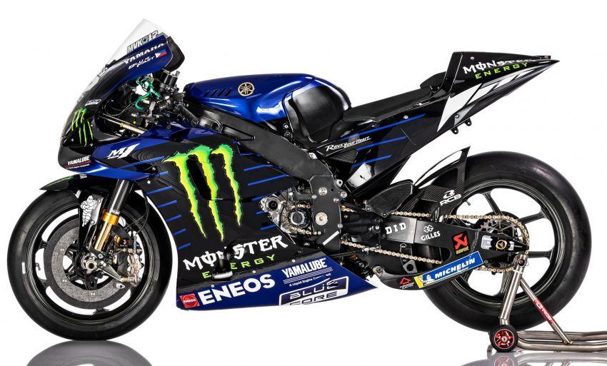 2020 MotoGP: Monster Energy Yamaha YZR-M1 Image #1079305