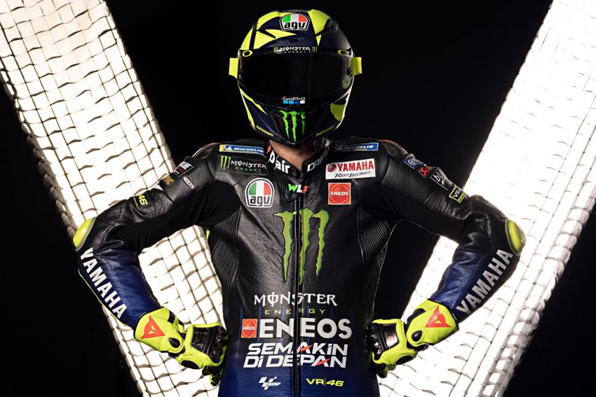 2020 MotoGP: Monster Energy Yamaha YZR-M1 Image #1079298