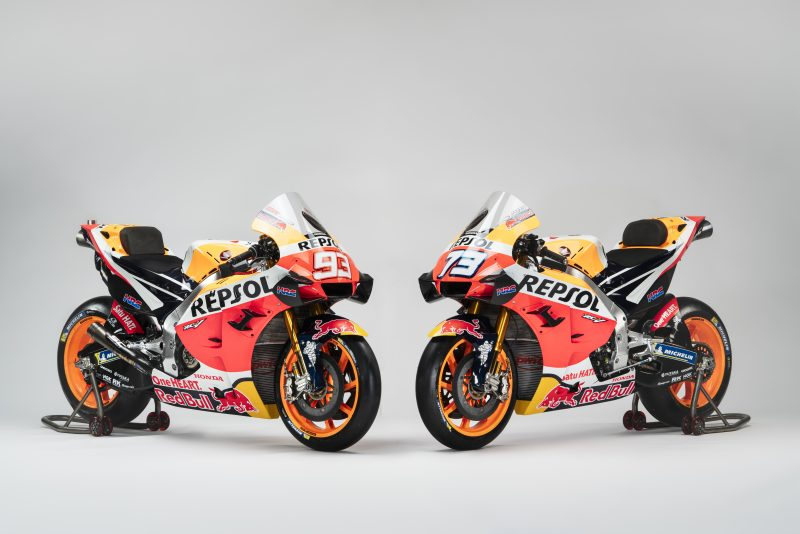 2020 MotoGP: Repsol Honda Team – brothers in arms Image #1082338
