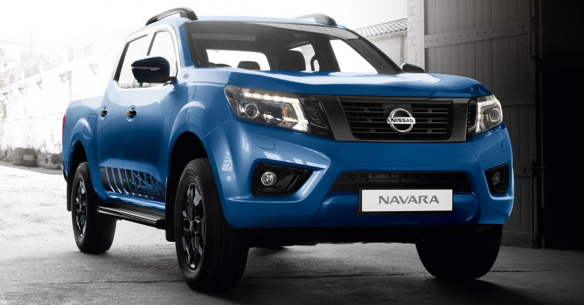 2020 Nissan Navara N-Guard debuts in Europe – new Electric Blue paint, NissanConnect with Apple CarPlay Image #1083062