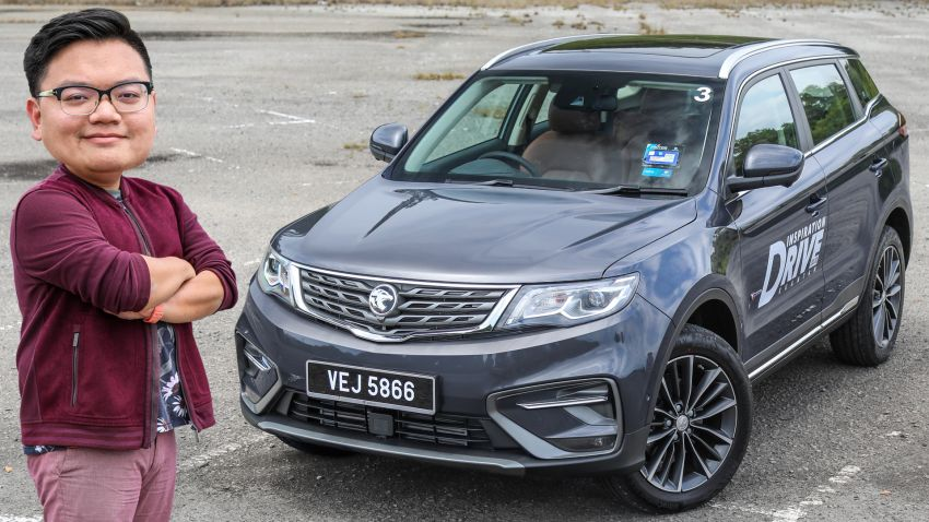 DRIVEN: 2020 Proton X70 CKD with 7DCT full review Image #1079776