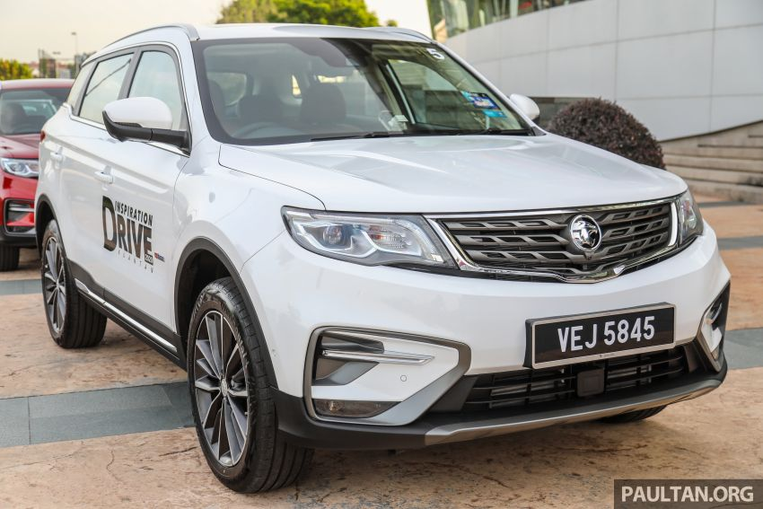 DRIVEN: 2020 Proton X70 CKD with 7DCT full review Image #1079716