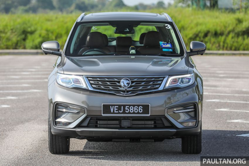 DRIVEN: 2020 Proton X70 CKD with 7DCT full review Image #1079539