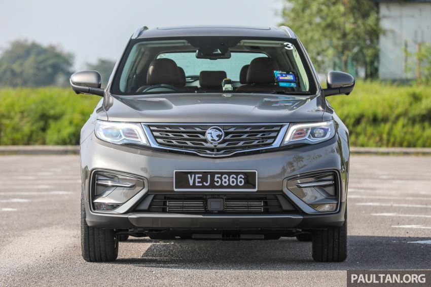 DRIVEN: 2020 Proton X70 CKD with 7DCT full review Image #1079540