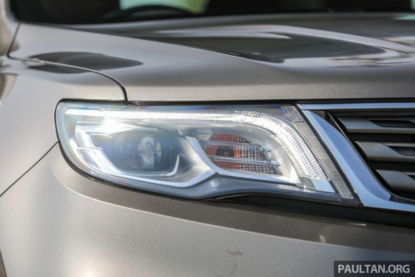 DRIVEN: 2020 Proton X70 CKD with 7DCT full review Image #1079545