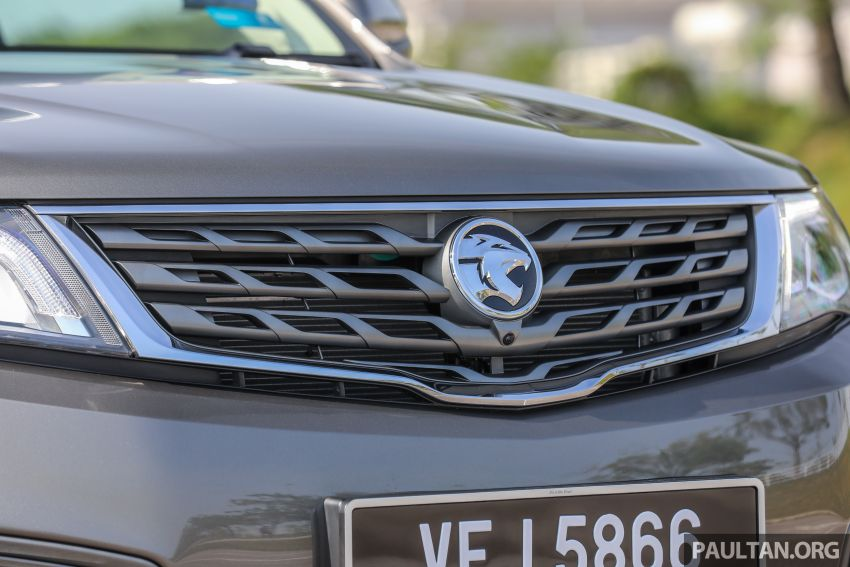 DRIVEN: 2020 Proton X70 CKD with 7DCT full review Image #1079549