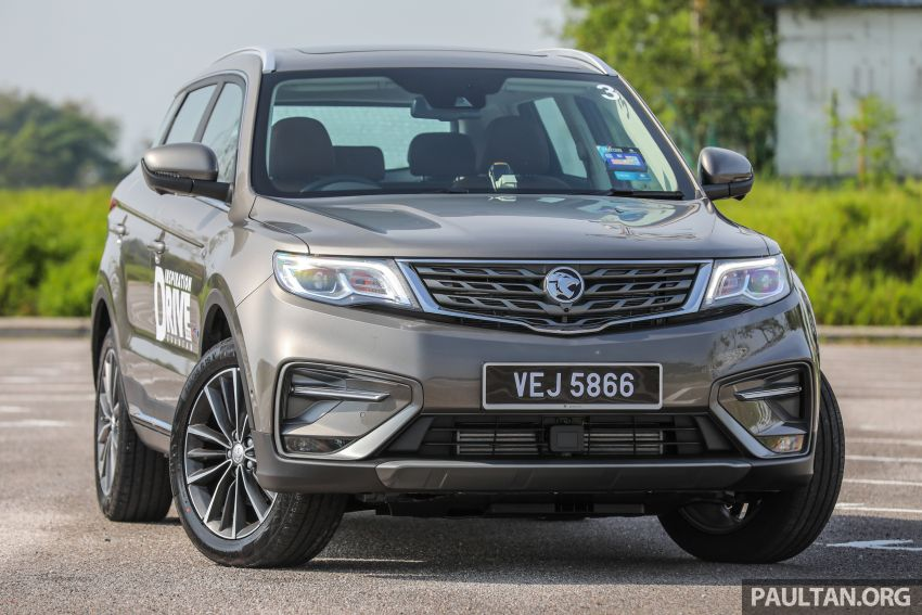 DRIVEN: 2020 Proton X70 CKD with 7DCT full review Image #1079530