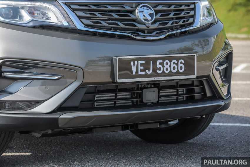 DRIVEN: 2020 Proton X70 CKD with 7DCT full review Image #1079551
