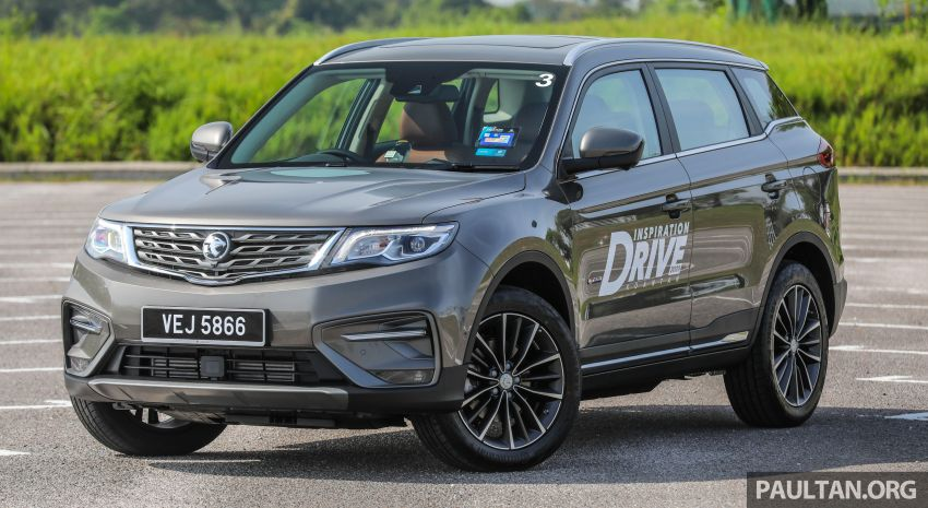 DRIVEN: 2020 Proton X70 CKD with 7DCT full review Image #1079531