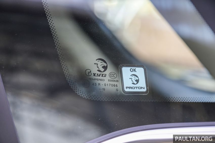 DRIVEN: 2020 Proton X70 CKD with 7DCT full review Image #1079562