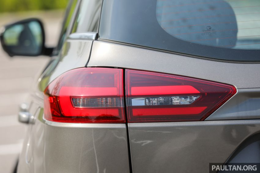 DRIVEN: 2020 Proton X70 CKD with 7DCT full review Image #1079565