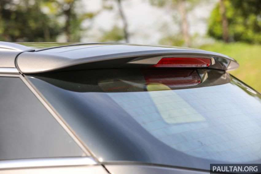 DRIVEN: 2020 Proton X70 CKD with 7DCT full review Image #1079571