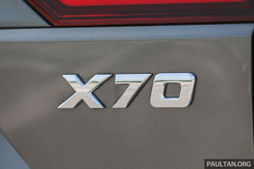 DRIVEN: 2020 Proton X70 CKD with 7DCT full review Image #1079573