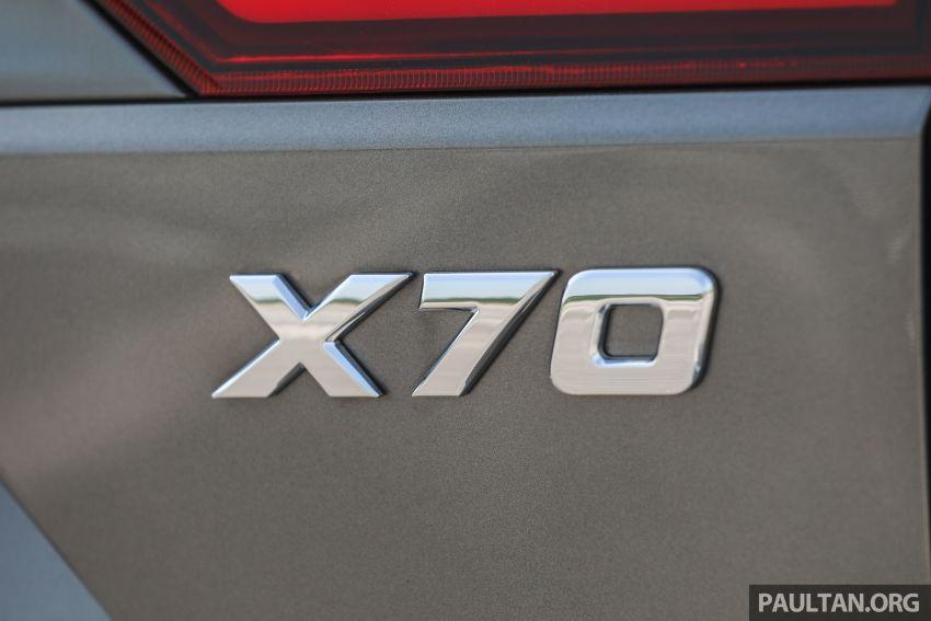PANDU UJI: Proton X70 CKD 2020 – dengan kotak gear DCT 7-kelajuan baru, penawarannya kini yang terbaik? Image #1077803
