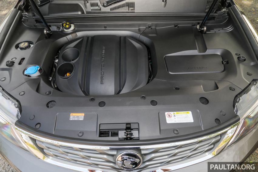 PANDU UJI: Proton X70 CKD 2020 – dengan kotak gear DCT 7-kelajuan baru, penawarannya kini yang terbaik? Image #1077804
