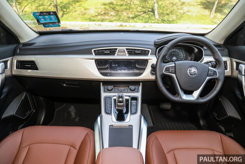 DRIVEN: 2020 Proton X70 CKD with 7DCT full review Image #1079576