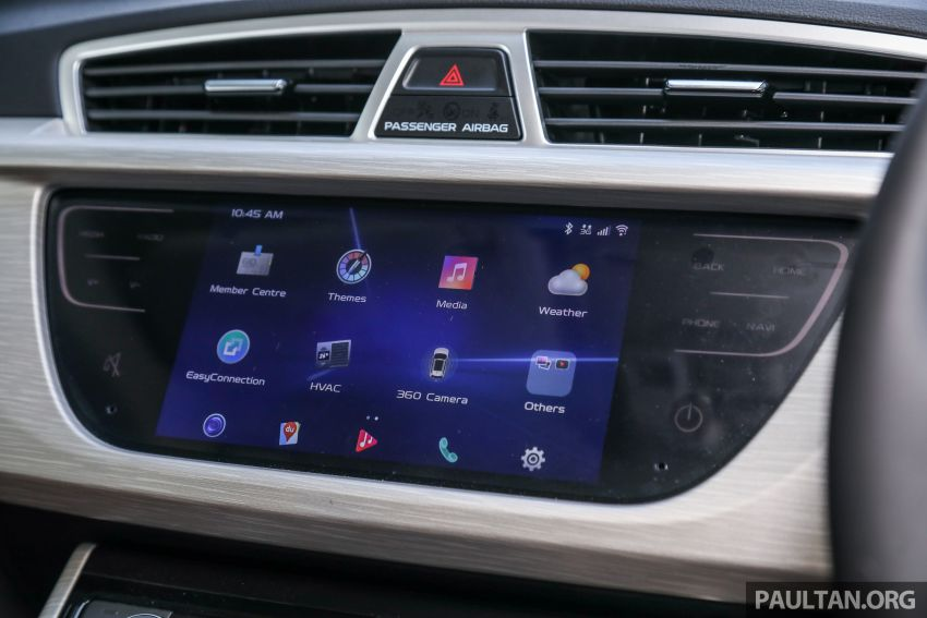 DRIVEN: 2020 Proton X70 CKD with 7DCT full review Image #1079592