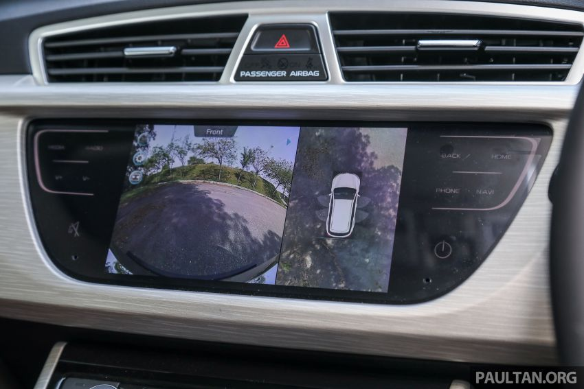 DRIVEN: 2020 Proton X70 CKD with 7DCT full review Image #1079599