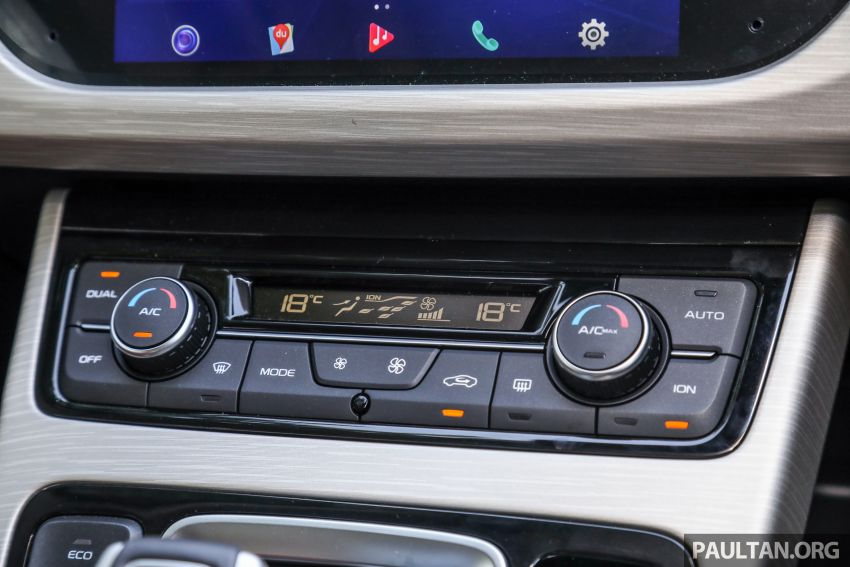 DRIVEN: 2020 Proton X70 CKD with 7DCT full review Image #1079600