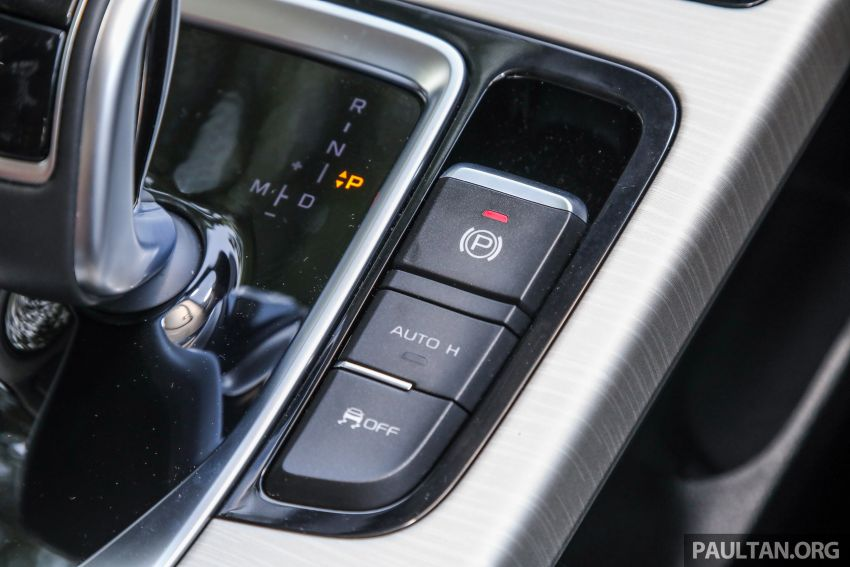 DRIVEN: 2020 Proton X70 CKD with 7DCT full review Image #1079603