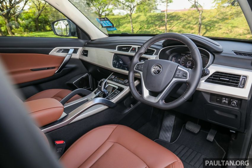 DRIVEN: 2020 Proton X70 CKD with 7DCT full review Image #1079577