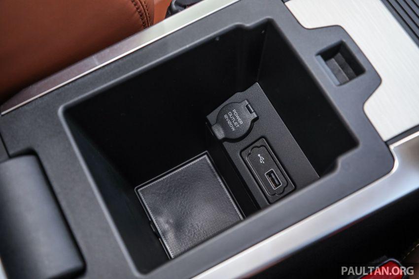 PANDU UJI: Proton X70 CKD 2020 – dengan kotak gear DCT 7-kelajuan baru, penawarannya kini yang terbaik? Image #1077825