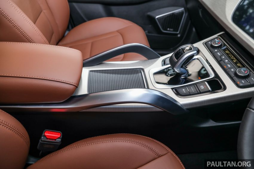 DRIVEN: 2020 Proton X70 CKD with 7DCT full review Image #1079610