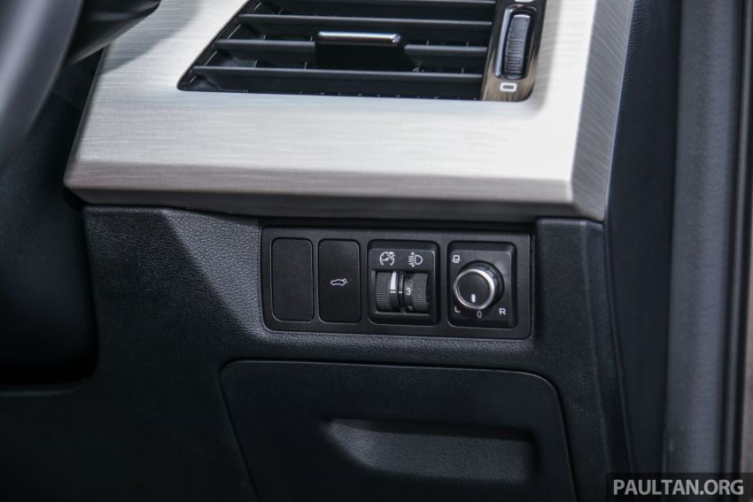 DRIVEN: 2020 Proton X70 CKD with 7DCT full review Image #1079619