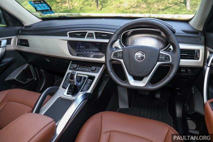 DRIVEN: 2020 Proton X70 CKD with 7DCT full review Image #1079622