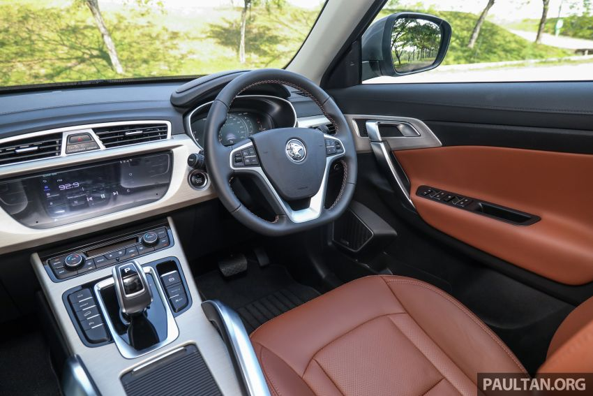 DRIVEN: 2020 Proton X70 CKD with 7DCT full review Image #1079624
