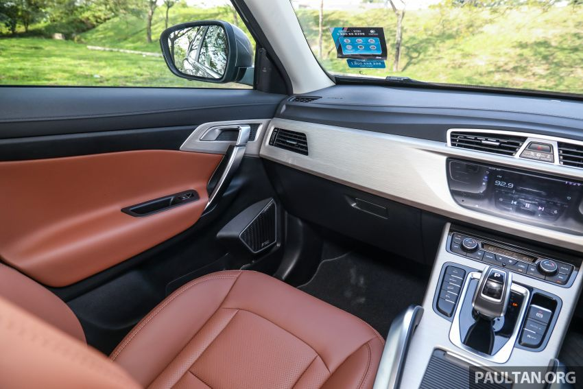 DRIVEN: 2020 Proton X70 CKD with 7DCT full review Image #1079625