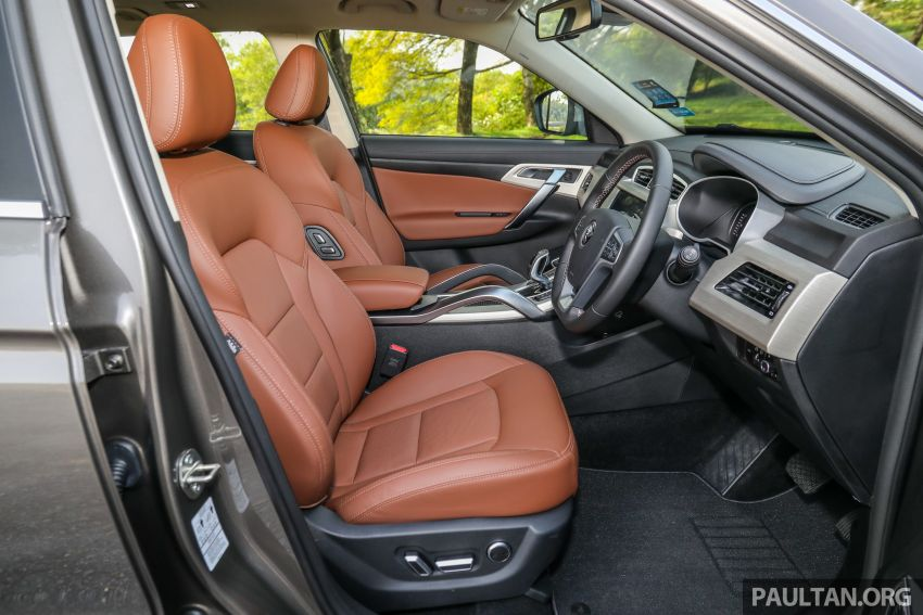 DRIVEN: 2020 Proton X70 CKD with 7DCT full review Image #1079627