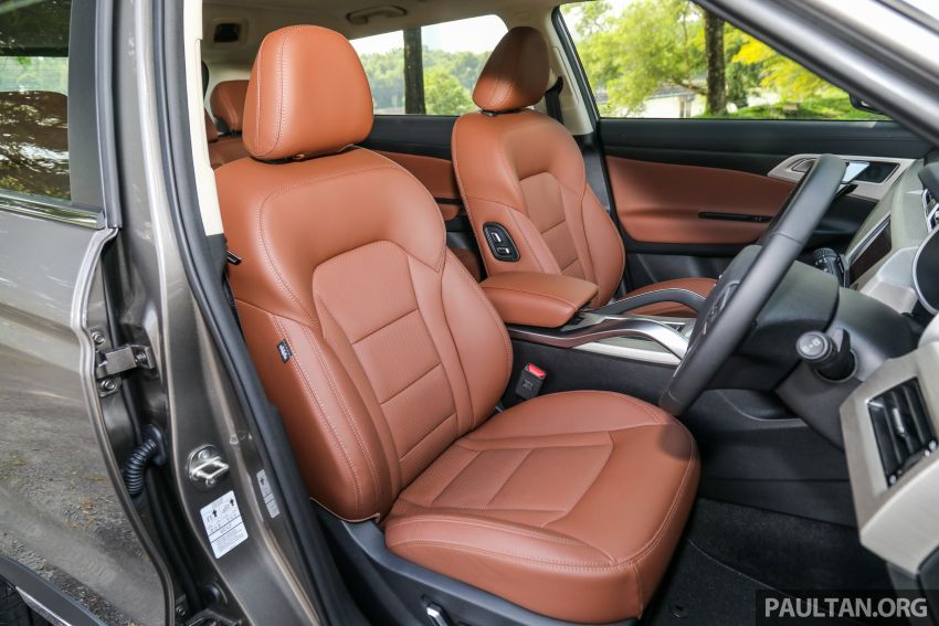 DRIVEN: 2020 Proton X70 CKD with 7DCT full review Image #1079630