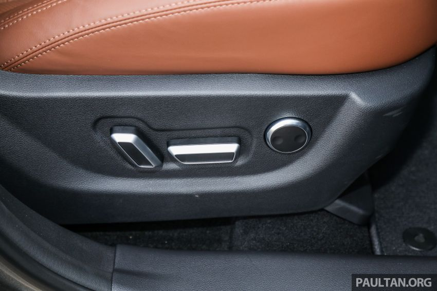 DRIVEN: 2020 Proton X70 CKD with 7DCT full review Image #1079632