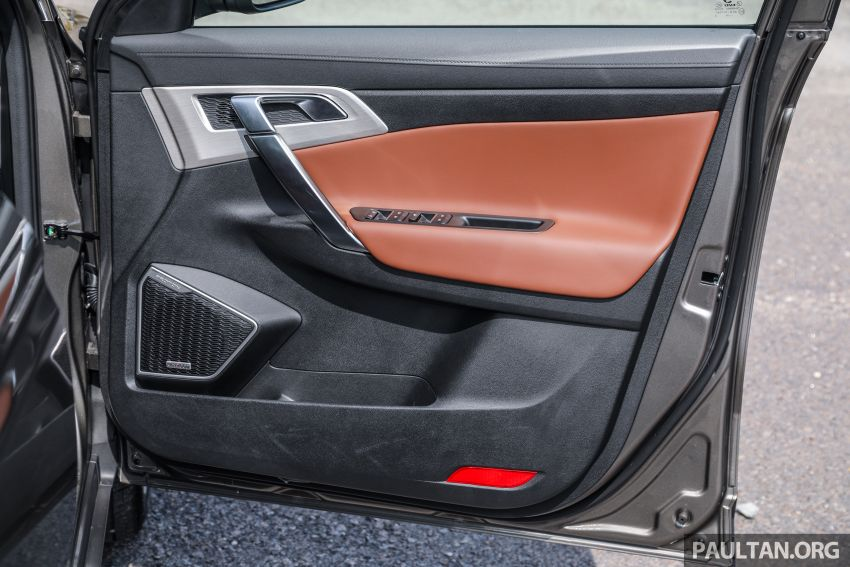 DRIVEN: 2020 Proton X70 CKD with 7DCT full review Image #1079638