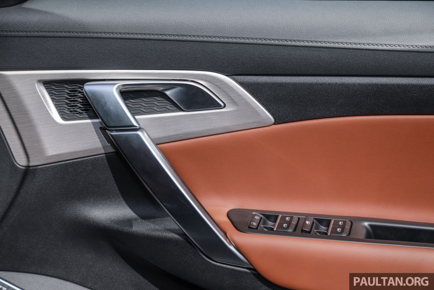 DRIVEN: 2020 Proton X70 CKD with 7DCT full review Image #1079639