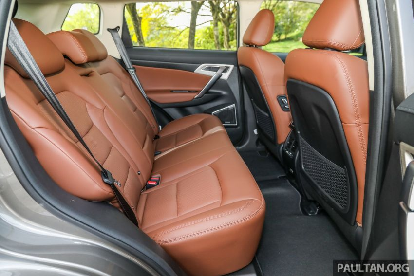 DRIVEN: 2020 Proton X70 CKD with 7DCT full review Image #1079644