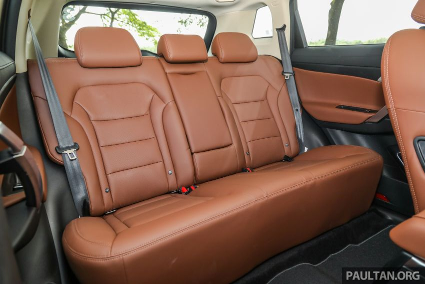 DRIVEN: 2020 Proton X70 CKD with 7DCT full review Image #1079645