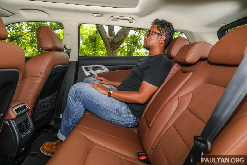 DRIVEN: 2020 Proton X70 CKD with 7DCT full review Image #1079647